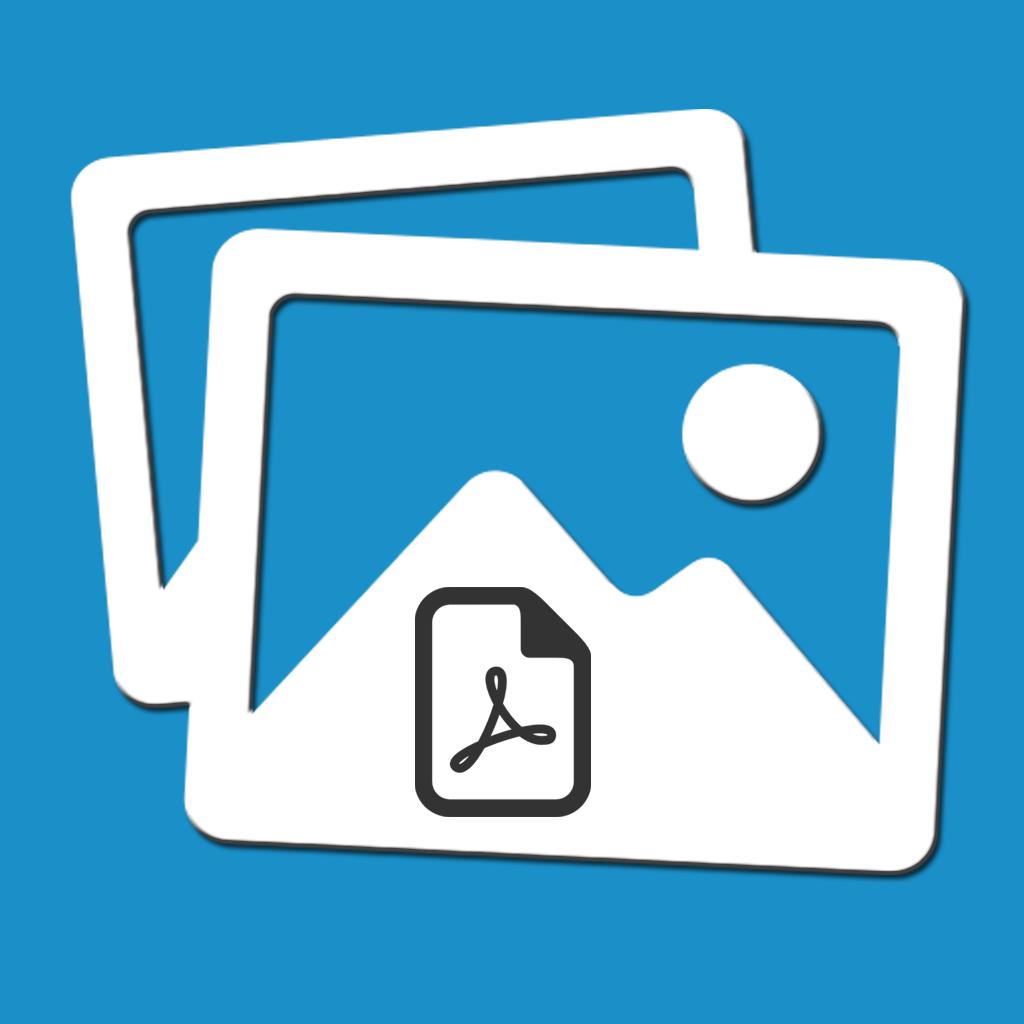 App Image to PDF