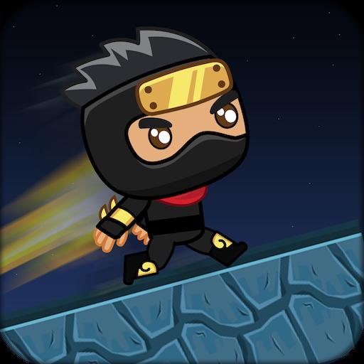App Ninja Wall Run