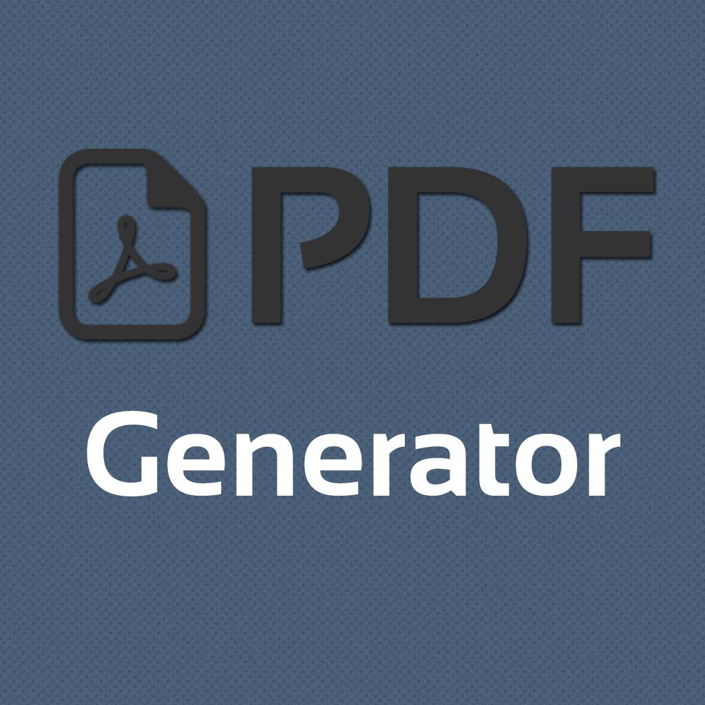 App PDF Generator