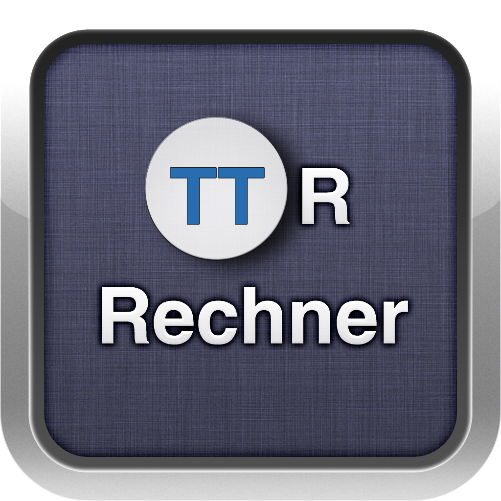 App TTR Rechner